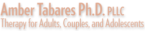 Amber Tabares Ph.D., Seattle Psychologist: Therapy for Adults, Couples, and Adolescents
